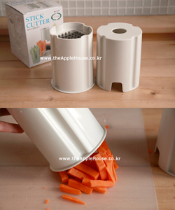 (창고정리 특가제품) 쉽고 빠르게 만드는 채소 스틱 커터기