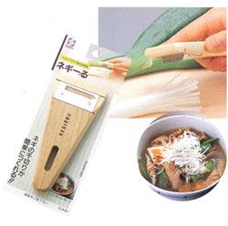 일본 천연목 파채칼