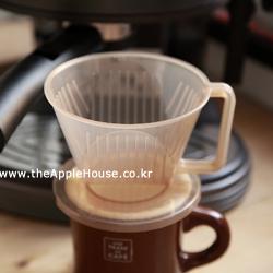브라운 커피 드립퍼